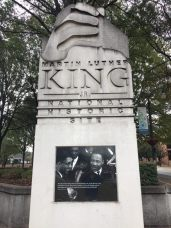Martin Luter King Jr. National Historic Site