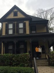 Martin Luther King Jr.'s childhood home