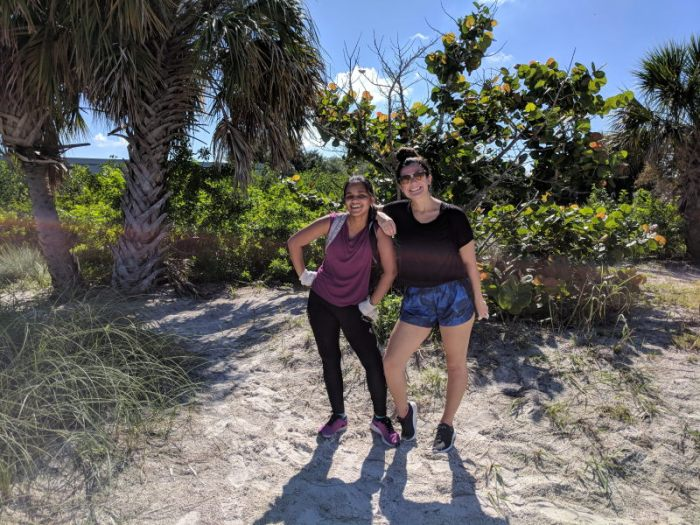 Honors Beach Cleanup - 2018-09-29T11:12:48